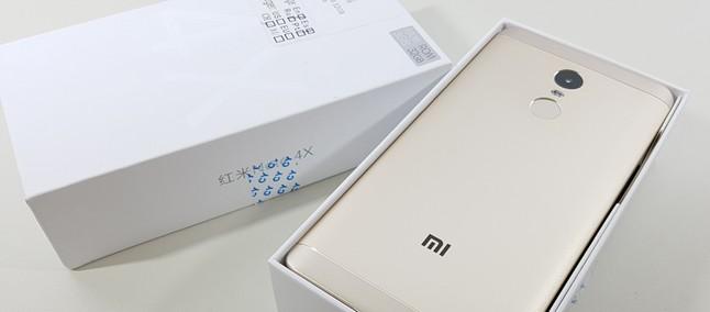 Unboxing E Primeiras Impressões Do Xiaomi Redmi Note 4: Unboxing E Primeiras Impressões Do Redmi Note 4X
