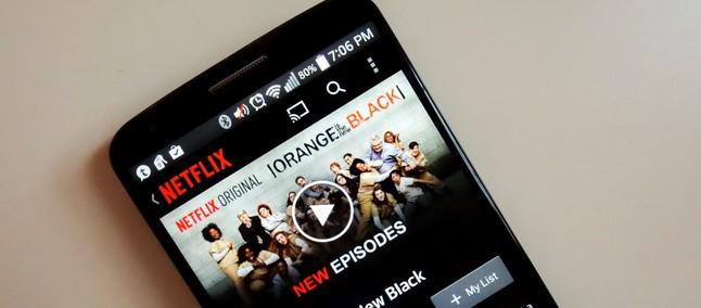 Possui root no Android? Netflix avisa que a festa acabou