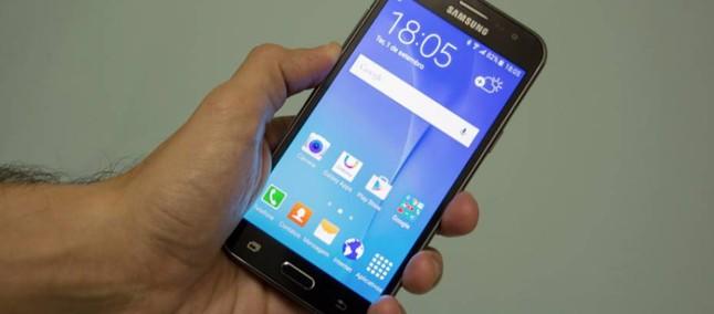 Primeira geração do Galaxy J5 receberá o Android 7 0 Nougat