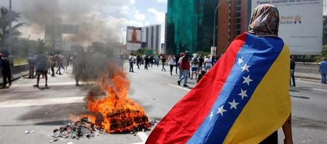 Resultado de imagem para bloqueio venezuela