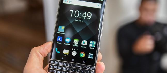 Finalmente! BlackBerry vai licenciar sua ROM do Android para outras