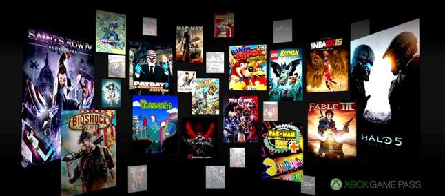 Haja HD! Microsoft apresenta catálogo oficial do Xbox Game Pass no ... a1f81d0c1e