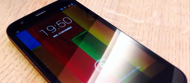 Android 8 Oreo no Moto G original? Com esta versão