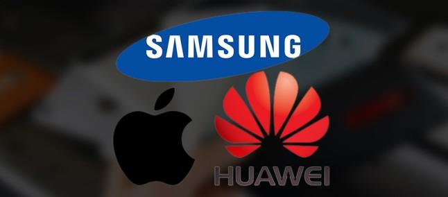 436cfb0f942 Huawei passa a Apple como a segunda maior empresa de smartphones no mundo