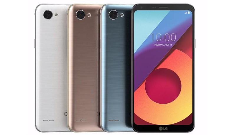 bf6323907 LG Q6 e Q6 Plus aparecem em lojas brasileiras antes de lançamento ...