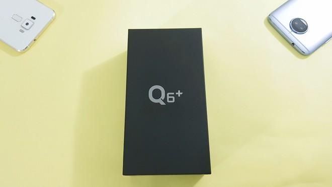 fe3501a66 Unboxing e primeiras impressões do LG Q6 Plus