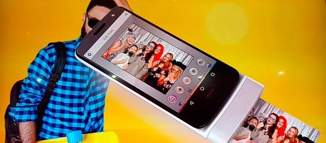 7d1f086c155e6 Módulo da Polaroid para imprimir fotos já teria sido homologado na Anatel