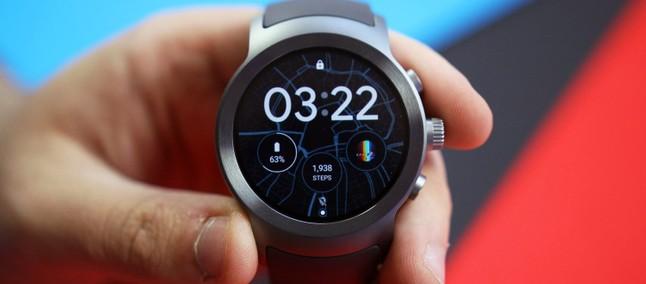 f5901727224 Watch W7  LG pode apresentar smartwatch no evento do V40 ThinQ ...