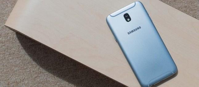 Samsung Galaxy J7 Pro enfrenta problemas com touch após atualização