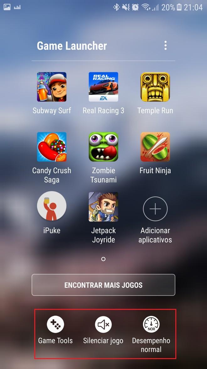 b9ecba9f32 Game Launcher  desvendando o app da Samsung para jogadores no ...