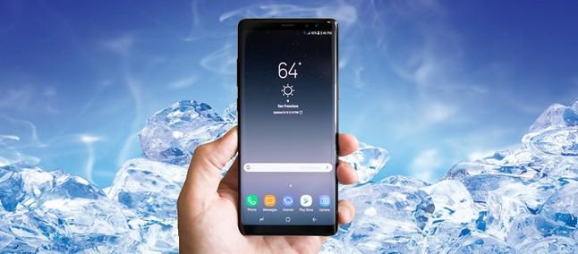 dec16e03d2 Problemas  Samsung Galaxy Note 8