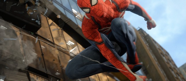 DICE Awards  God of War e Marvel s Spider Man lideram indicações da edição  2019 8e543a5e11c45