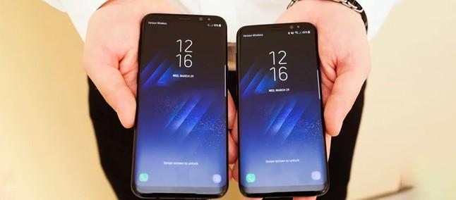 87baa80c8 Galaxy S8 tem bateria e tela incríveis em novos vídeos da Samsung ...