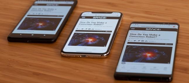 cd4e239b8 Apple agradece, Samsung! Tela OLED do iPhone X é (muito) melhor que a do  Galaxy Note 8