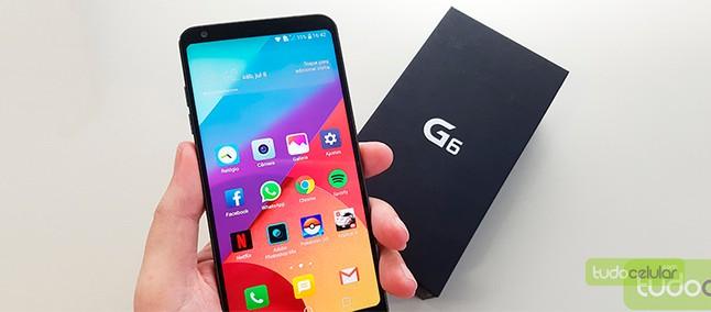 Atualizou o seu? LG G6 começa a receber o Android 8 0 no