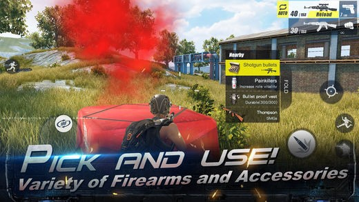 rules of survival guns tips