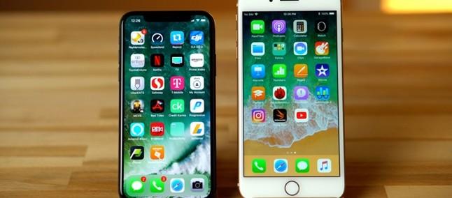 7eda61263 iPhone X e 8 Plus se enfrentam para saber qual dos dois tem as melhores  câmeras