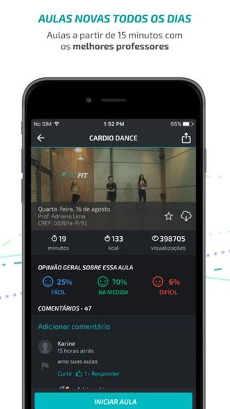 e1aeb40b08f Após disponibilizar um aplicativo para transferência de conteúdo entre  smartphones, a Vivo anunciou nesta quinta-feira o lançamento do Vivo BTFIT,  um app da ...