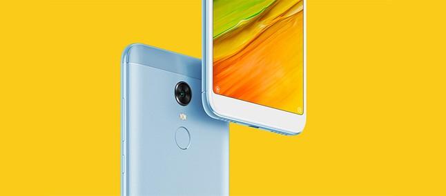 75b86444c Xiaomi Redmi 5 Plus tem uma câmera boa  Saiba a resposta aqui ...
