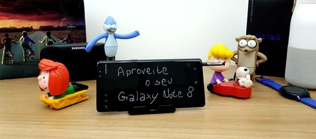 bcd8f9c6fd5 As melhores dicas e truques para o Samsung Galaxy Note 8