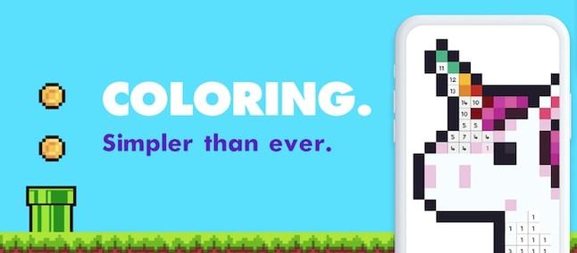App Para Colorir Imagens Em Pixel Arte é A Nova Febre Para
