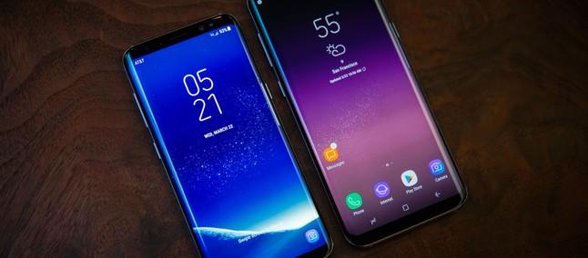 c8601fc53 Vazamento diz que o Galaxy S9 e S9 Plus não terá 128GB de armazenamento  interno