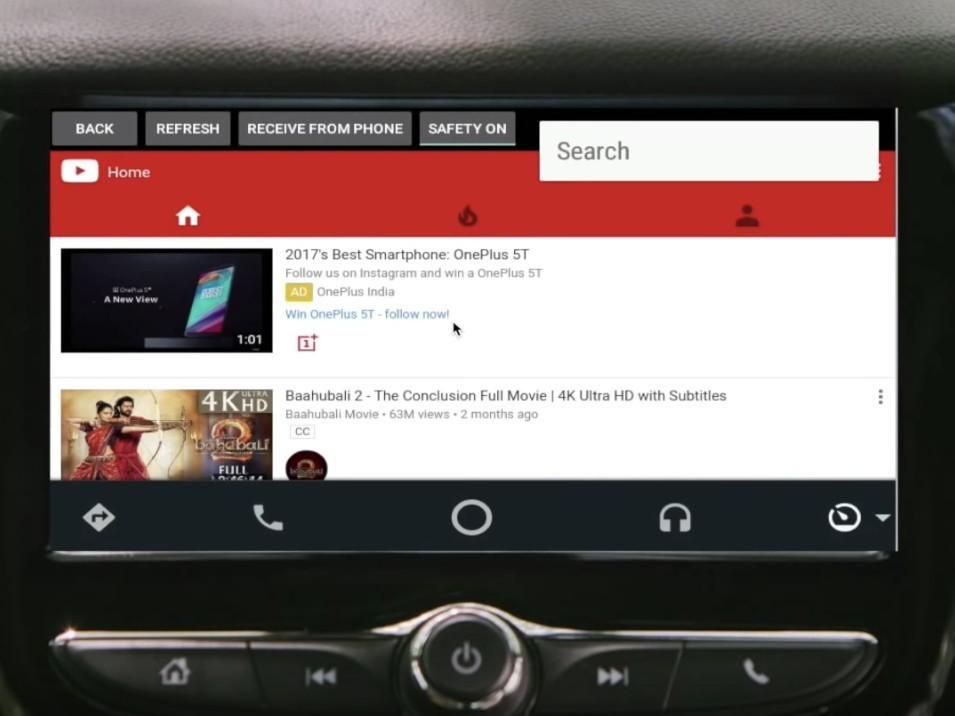 Conheça o app não-oficial do YouTube para Android Auto