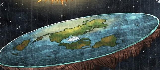 56635c84 É o fim da teoria da Terra Plana? Selfie tirada no pico do Monte Everest  mostra curvatura do planeta
