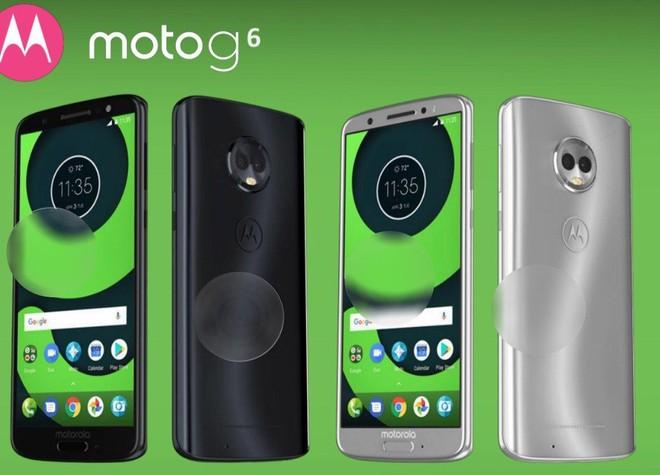 445795f982 O Moto G6 deve chegar ao mercado com um design similar ao que conhecemos no  Moto X4