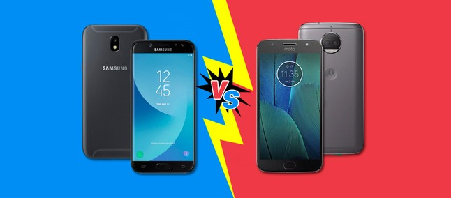 8ebd74e7e5 Samsung Galaxy J7 Pro ou Motorola Moto G5S Plus  Comparativo TudoCelular  ajuda a escolher