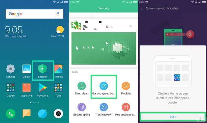 Xiaomi: nova funcionalidade da MIUI 9 permite aumentar o