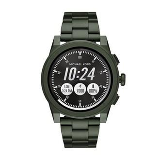 b026d667e39 Entre as principais novidades desses dois relógios está a inclusão de dois  aplicativos específicos. A Michael Kors incluiu o My Social e o My Next.
