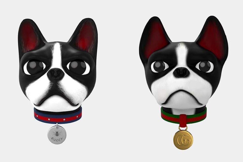 09fe3440f5162 Os dois novos Animoji fazem parte da comemoração do Ano do Cachorro do  calendário chinês. Os mesmos vieram acompanhados de uma coleção de roupas  que trazem ...