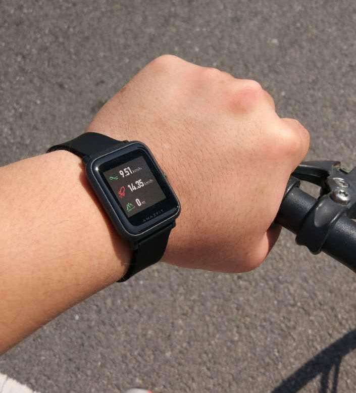 304a4428f0f Amazfit Bip  Xiaomi lança  clone  baratinho do Apple Watch ...