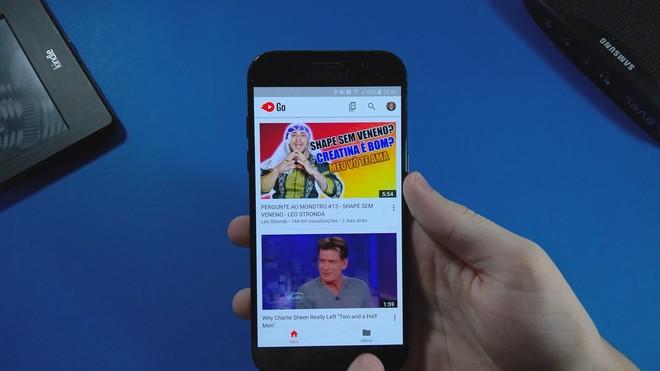 O YouTube Go só está disponível para Android atualmente e conta com algumas  boas funcionalidades. Ele é um app simples e pesa apenas 9 15e08b902c78e