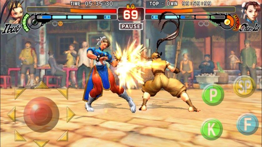 Street Fighter IV Champion Edition asset Free