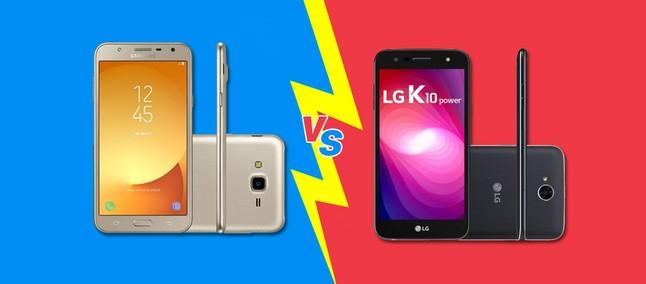 Galaxy J7 Neo ou K10 Power? Comparativo TudoCelular ajuda a