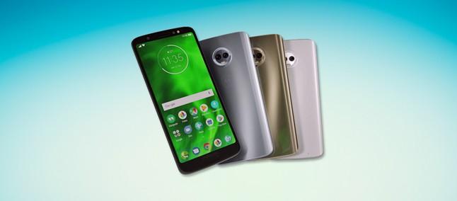 fd00043a80 Moto G6 surge em nova imagem com cinco cores e mais detalhes do design