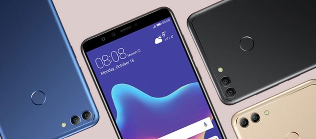Huawei Enjoy 9 has images and technical specifications leaked