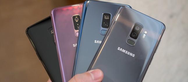 Família Galaxy S9: Samsung disponibiliza primeiro firmware oficial