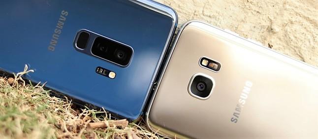 d4d83b59a Duelo de família  Samsung Galaxy S9 vs S7 em comparativo de câmeras ...