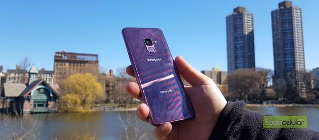 15f3d4dc2b4 Alerta de Oferta  Samsung Galaxy S9 por R  2.599 - Tudocelular.com