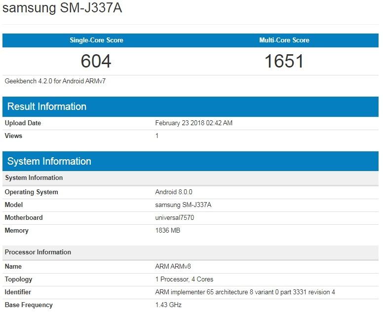 """J"""" para todos os gostos! Samsung Galaxy J3 Top é revelado em"""