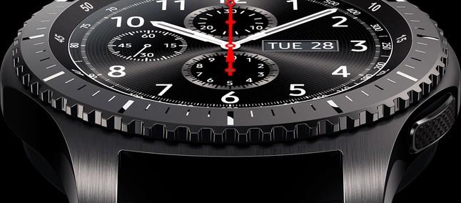 73c71b72b67 Samsung Gear S4 já está em desenvolvimento como o relógio inteligente da  nova geração