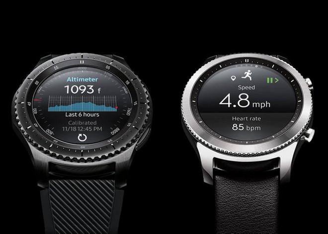 95b3404ddd2 Samsung Gear S4 já está em desenvolvimento como o relógio ...