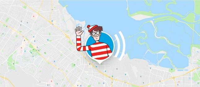 Para o dia da mentira google permite que voc jogue onde est o para o dia da mentira google permite que voc jogue onde est o wally no google maps reheart Images