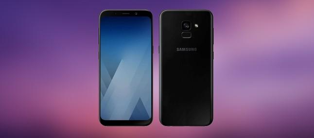 28cbaa14e Alerta de Oferta  Galaxy A8 2018 por R  1.674 à vista - Tudocelular.com