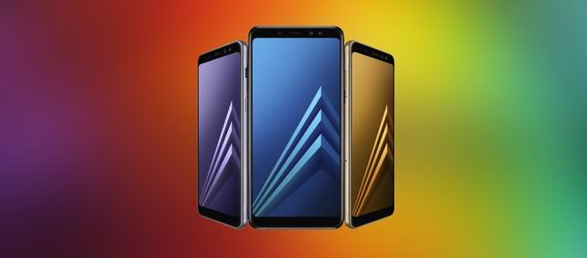 c3b03acae Alerta de Oferta  Galaxy A8 Plus 2018 a partir de R  1.799 ...