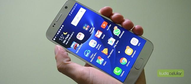 Finalmente! Galaxy S7 e S7 Edge começam a receber atualização para o