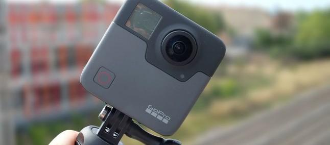 GoPro Fusion é lançada no Brasil pelo dobro do que é cobrado nos EUA